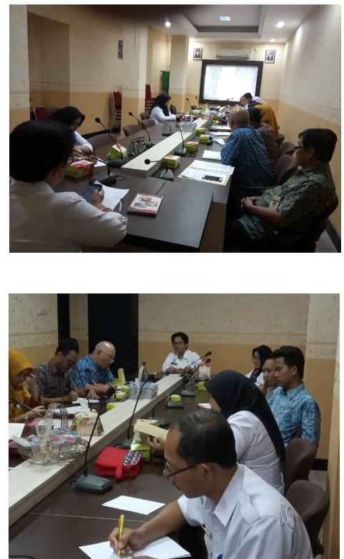 kegiatan Rapat di Dalam Kantor (RDK)